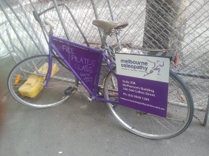Another adverbike - coming to a street near you