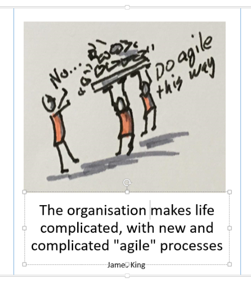 agile as animal farm
