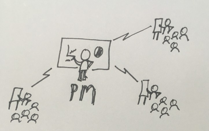 PM as facilitator